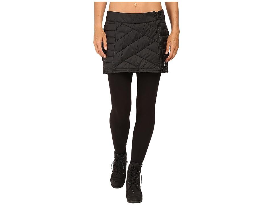 Smartwool Corbet 120 Skirt (Black) Women