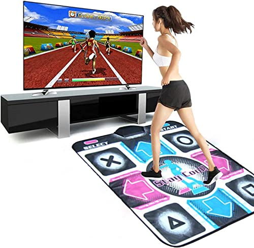 discount Musical Step Dance high quality Mat for Kids & Adults, discount Early Educational Toys and Gift for 3-Year-Olds, Anti-slip Wired Dance Mat Dance Light Up Dance Blanket USB Dance Mat Music Play Mat Compatible with PC sale