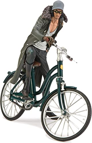 One Piece DXF- THE GrünDLINE VEHICLE vol.2- Kuzan and Bicycle Aprox 6