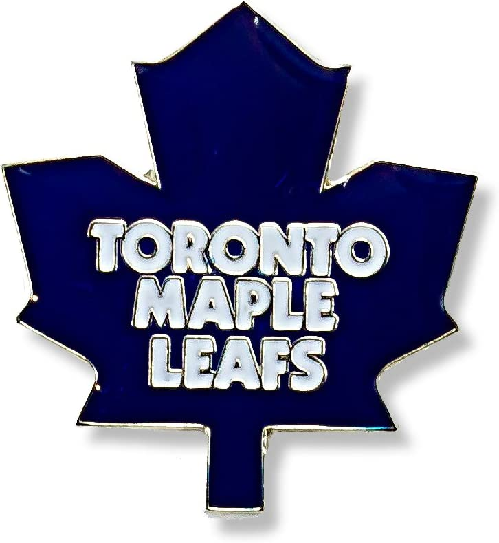 Super popular specialty store NHL Toronto Maple Leafs Pin Max 53% OFF Logo
