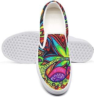 818b8a3c1d90d Amazon.com: pot leaf - Shoes / Women: Clothing, Shoes & Jewelry