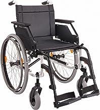 DIETZ Leichtgewicht-Faltrollstuhl CANEO E ohne Trommelbremse Sitzbreite 42 cm