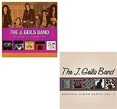The J. Geils Band - Original Album Series Vol. 1 and 2 - The J. Geils Band Greatest Hits 10 CD Album Bundling