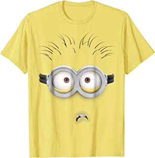 Despicable Me Minions Bob Frown Face Graphic T-Shirt