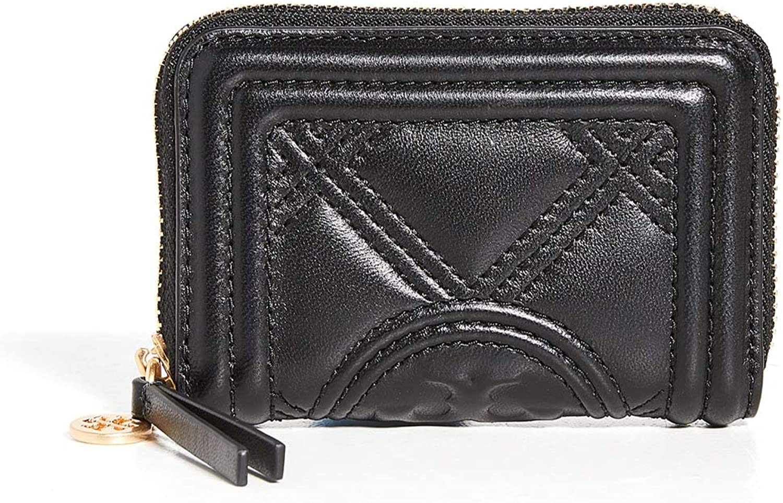 Tory Burch Women's Fleming Soft Mini Wallet