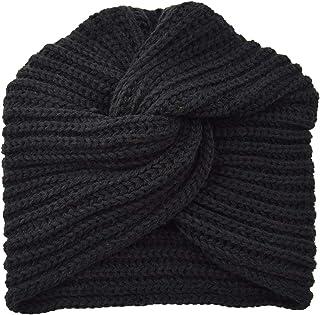 Szydełkowana dzianinowa turban opaska na głowę boho ciepła nieporęczna szydełkowana opaska na głowę opaska na głowę ociepl...