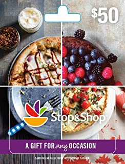 stop and shop gift cards