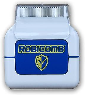 LiceGuard RobiComb Electric Head Lice Comb Kills Lice and Eggs, No Chemicals,..