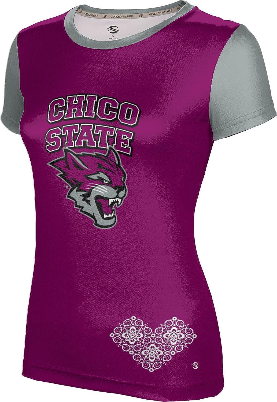 ProSphere California State University Chico Girls' Performance T-Shirt (Foxy)
