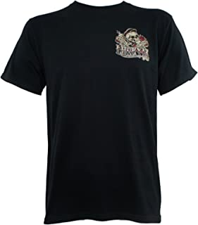 Lucky 13 Whiskey and Tears T-Shirt