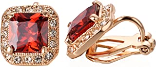 Best trifari red earrings Reviews