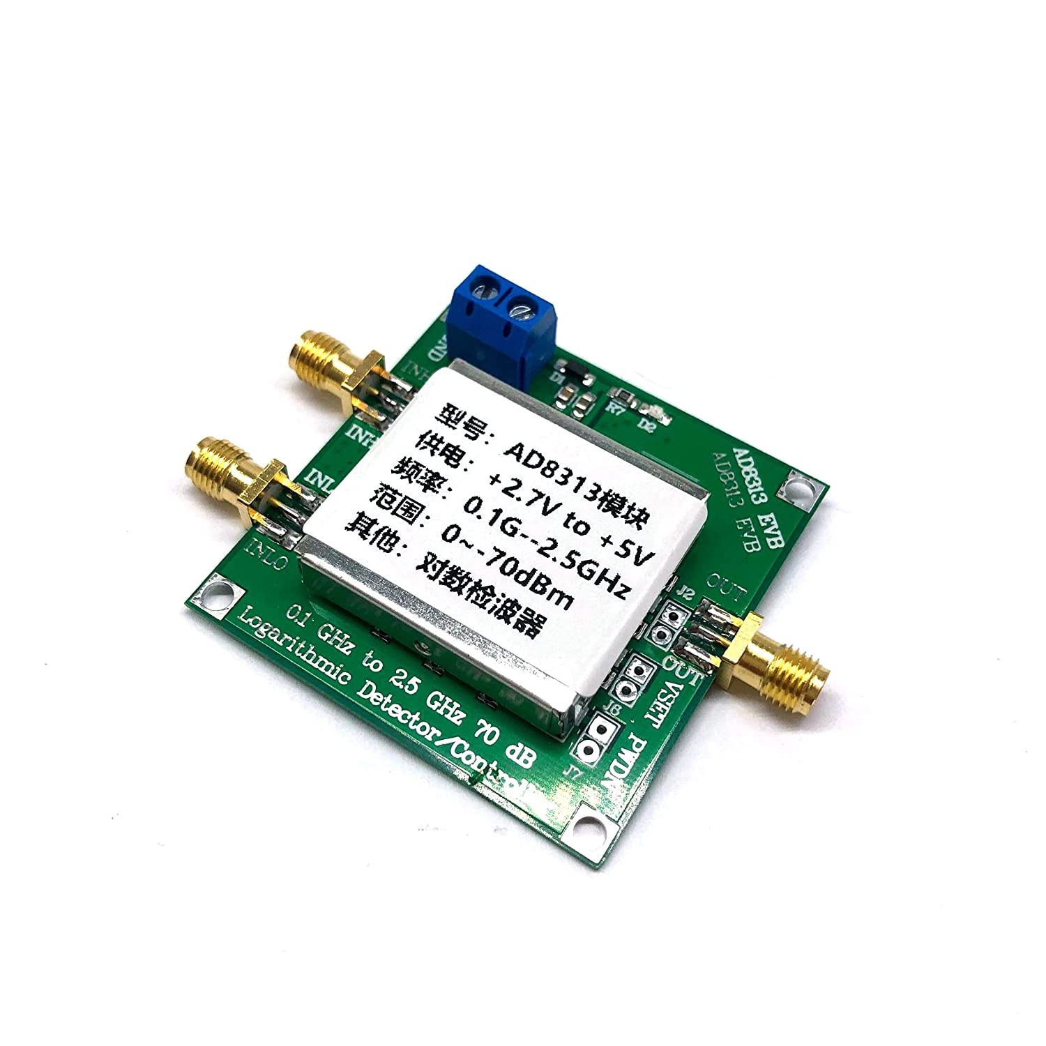 free Ngkc3C 0.1 GHz to 2.5 GHz70 Relay 5V Controller D New mail order DB Logarithm