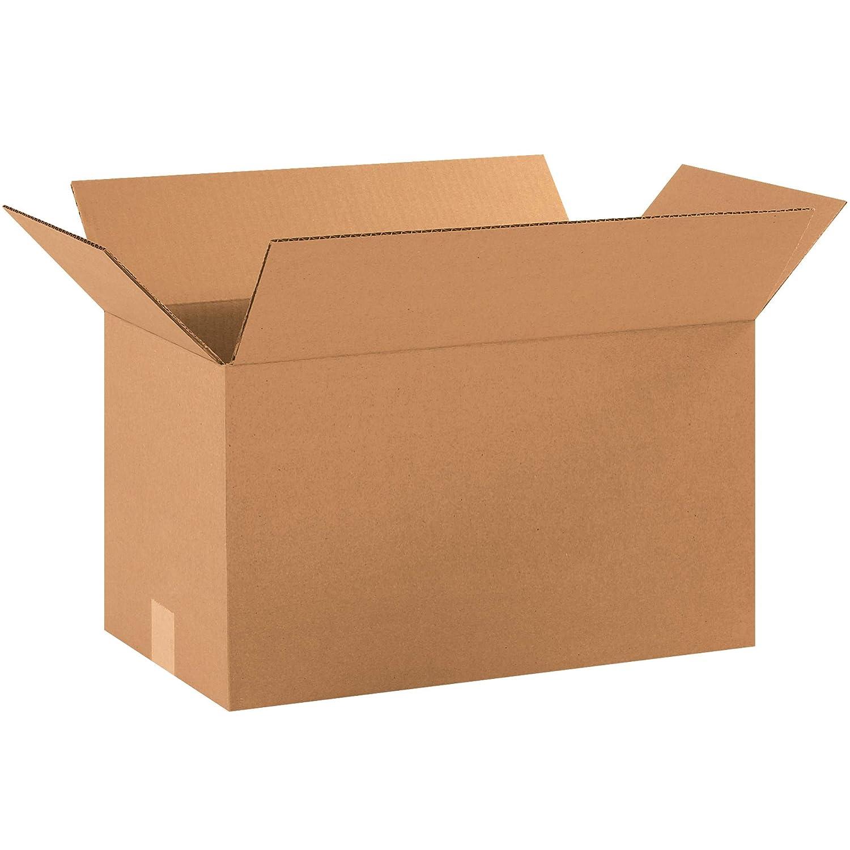 Fresno Mall Aviditi Recyclable Corrugated Cardboard Boxes 18