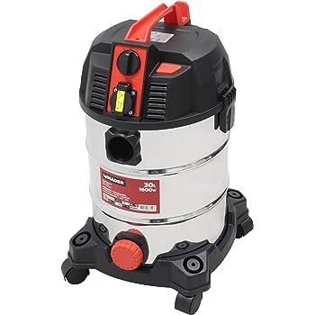 Cevik CE-PRO30XT Aspirador sólidos y líquidos, 1400 W, 230 V, Gris metalizado, 0: Amazon.es: Bricolaje y herramientas