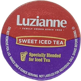 Luzianne Sweet Iced Tea Keurig K-Cups, 72 Count