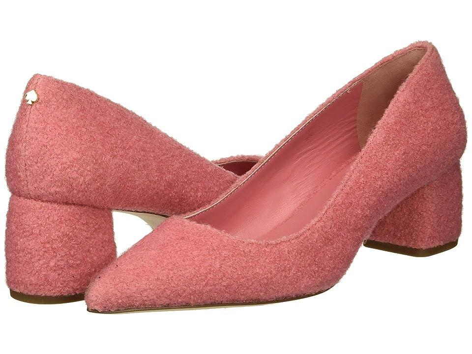 Kate Spade New York Madlyne (Pink Winter Wool) Women