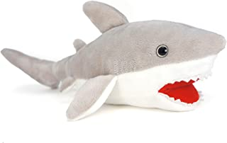 VIAHART Mason The Great White Shark | 16 Inch Large Stuffed Animal Plush | by Tiger Tale Toys