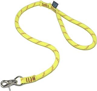 ドッグ・ギア ザイルリード タイプS ロープ径10mm 全長200cm イエロー 「愛犬とのコミュニケーションを楽しむためのリードです」