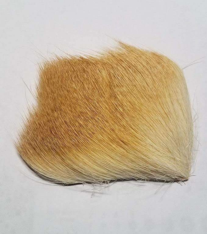 Hareline Deer Hair individual colours fly tying L17
