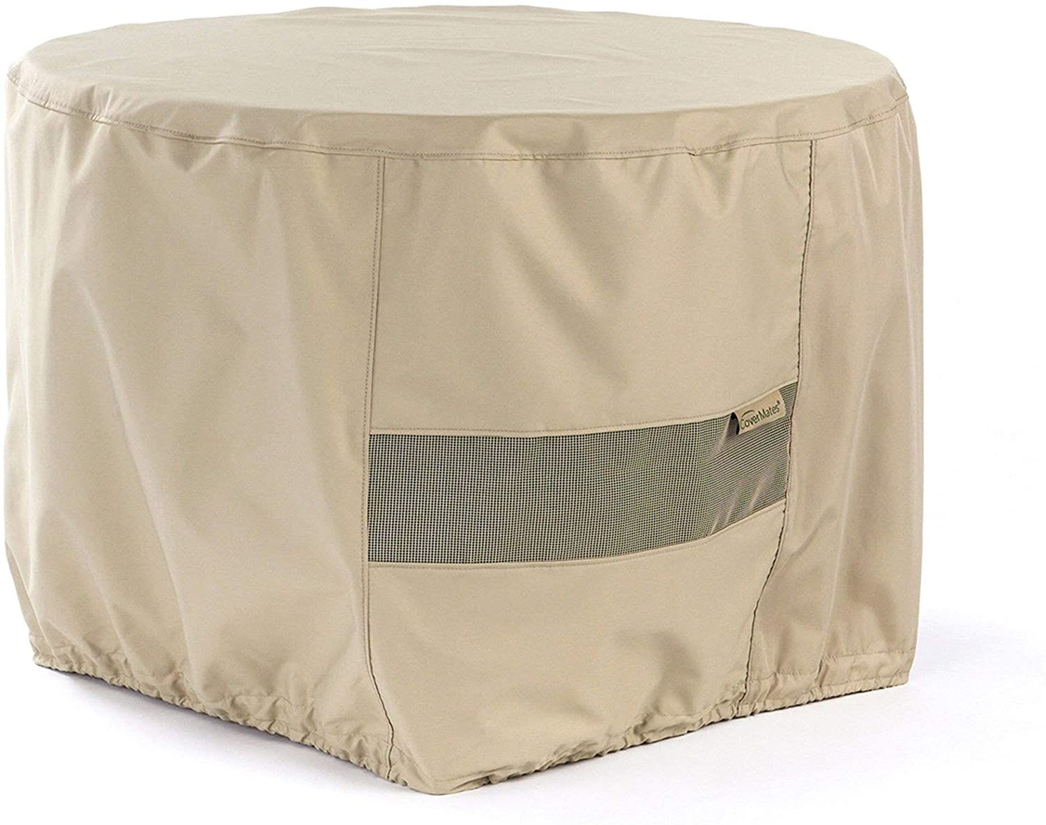 Max 40% OFF Regular dealer Covermates Outdoor Round Ottoman Cover Polyest Resistant Water -