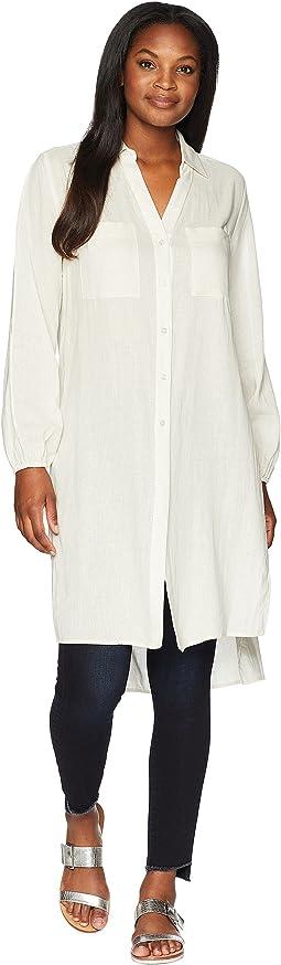 Long Tunic w/ Split Sleeves