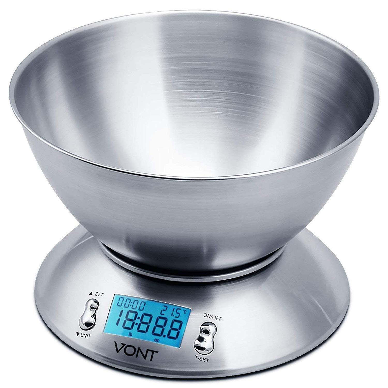 vont food scale kitchen scale