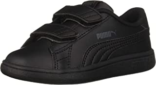 PUMA Kids' Smash V2 Velcro Sneaker