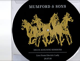 Delta Acoustic Sessions: Live From Electric Lady Picture Rsd
