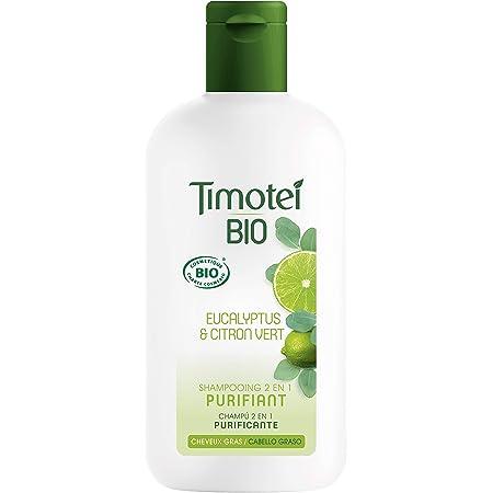 Timotei Bio Champú 2 en 1 Purificante para Cabello Graso - 250ml