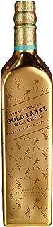 Johnnie Walker Gold Label Limited Edition Gold Bullion Bottle 1 x 0.7 l