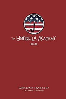 The Umbrella Academy Library Editon Volume 2: Dallas