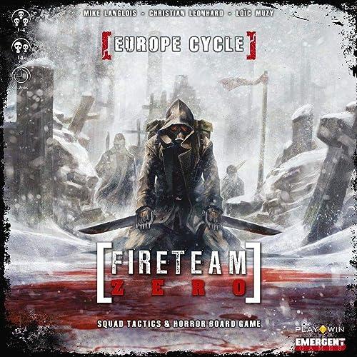 Fireteam Zero Expansion - The Europe Cycle