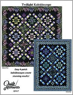 Amazon com: kaleidoscope pattern quilt