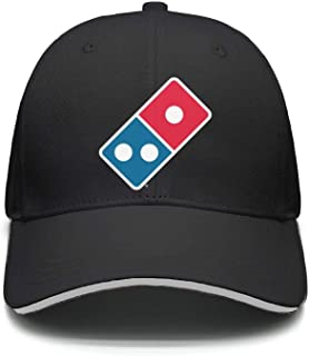 Unisex Straight-Outta-Domino's-Pizza- Dad Caps Trucker Hat