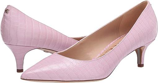 Deco Lilac Kenya Croco Leather