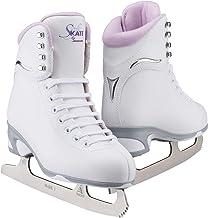 Jackson Ultima SoftSkate Womens/Girls Figure Ice Skates - 8 Tots