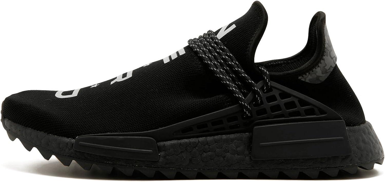 adidas pharrell all black