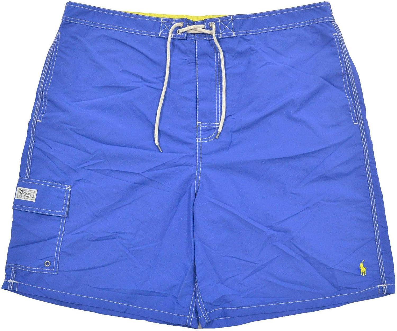 Polo Ralph Lauren Mens Big and Tall Swim Trunks