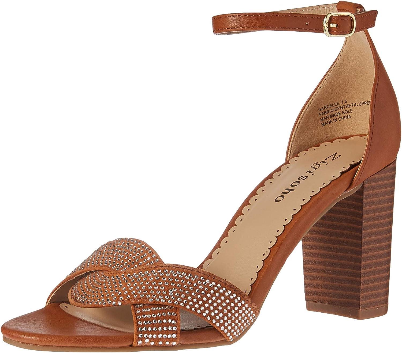 ZiGi Soho Women's Heeled Sandal All items free shipping Garcelle Houston Mall