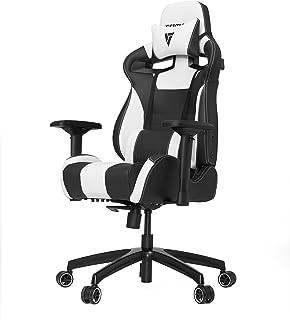 VERTAGEAR S-Line SL4000 Gaming Chair Black/White, Steel, Medium