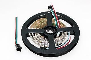 Lighting-Source Sk6812 RGBW-CW Dream Colorr Led Strip Light 1Meter 144Led/m Not Waterproof IP30 DC5V White PCB Plate 12mm