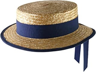 Marky Le Tropical Boater Hat Size 50 cm Blue-Green