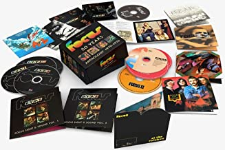 50 Years Anthology 1970-1976 (9CD+2DVD PAL Region 0)