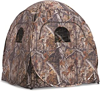 Guide Gear Deluxe Pop-Up Hunting Ground Blind, 1-2 Person...