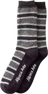 Tey Art Fair Trade Stripe Alpaca Socks