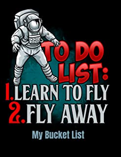 to do list learn to fly fly away
