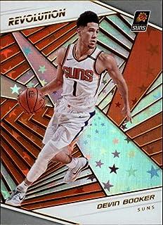 2018-19 Panini Revolution Astro #75 Devin Booker Phoenix Suns NBA Basketball Trading Card