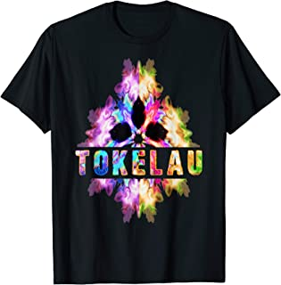 Tokelau T-Shirt For Men Women Kids Teen Tokelauan