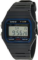 Casio Casual Watch Digital Display Quartz for Unisex F-91W-1