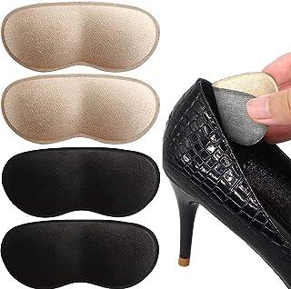 UniShop Heel Cushion Pads Heel Shoe Grips Liner Heel Grips Liner Insert for Shoes Too Big, Shoe Inserts Liners for Loose S...
